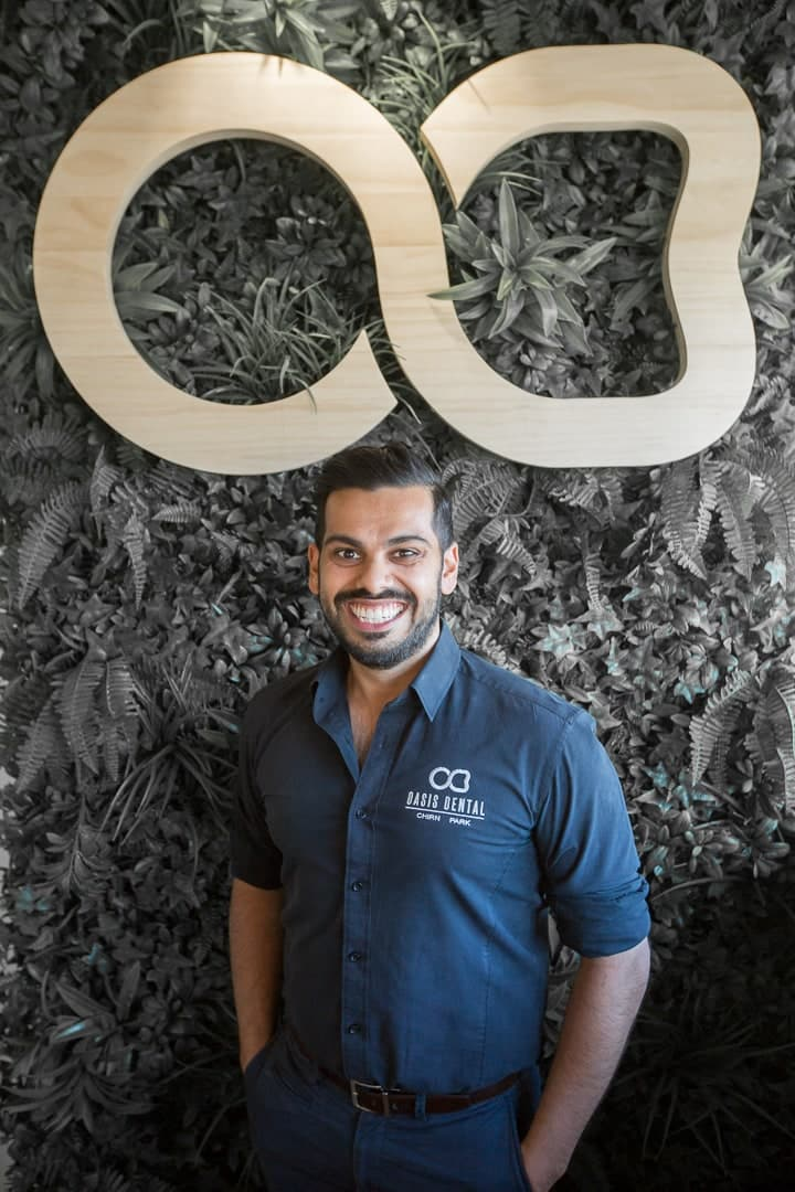 Dr Bharat Agrawal formerly practiced at both Park Ridge Dental and Oasis Dental Studio Broadbeach. We are happy to announce that he is now a full-time member of the Oasis Dental Studio team