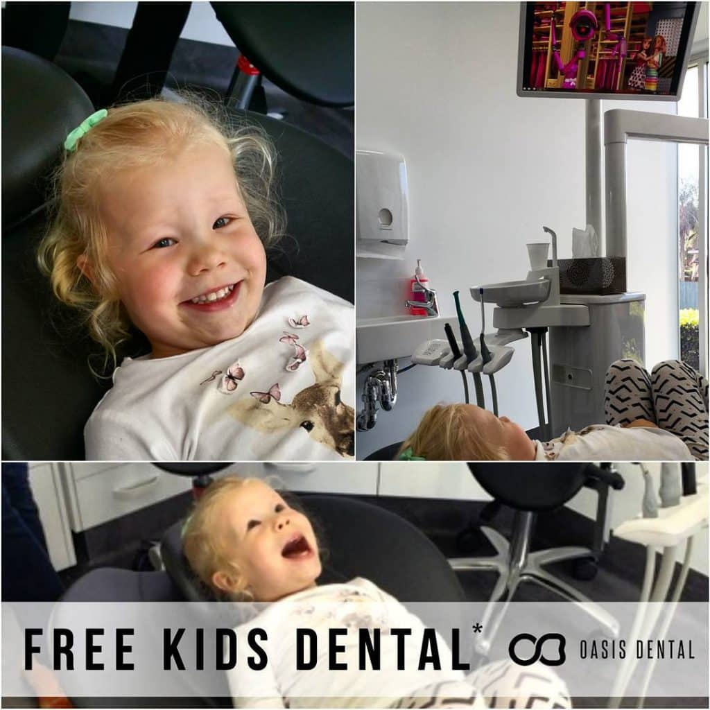 Kids Free Dental Bulk BIll
